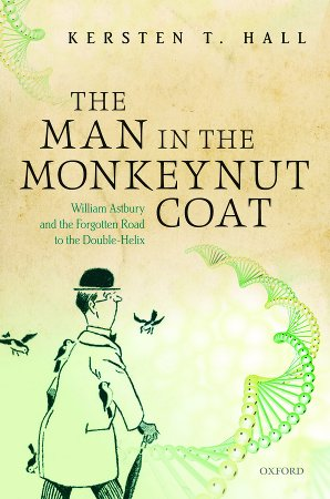Front Cover of 'The Man in the Monkeynut Coat'